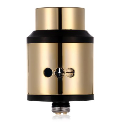 528 LA RDA 24mm AtomizerRebuildable Atomizers<br>528 LA RDA 24mm Atomizer<br><br>Material: Stainless Steel<br>Overall Diameter: 24mm<br>Package Contents: 1 x 528 LA RDA, 1 x Screwdriver, 1 x Drip Tip, 4 x Insulated Ring, 2 x Heating Wire, 1 x O-ring<br>Package size (L x W x H): 7.70 x 3.00 x 8.80 cm / 3.03 x 1.18 x 3.46 inches<br>Package weight: 0.0660 kg<br>Product size (L x W x H): 2.40 x 2.40 x 3.70 cm / 0.94 x 0.94 x 1.46 inches<br>Product weight: 0.0460 kg<br>Rebuildable Atomizer: RBA,RDA<br>Thread: 510<br>Type: Rebuildable Drippers, Rebuildable Atomizer