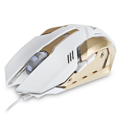GAMEDIAS V1 Wired Optical USB Gaming Mouse