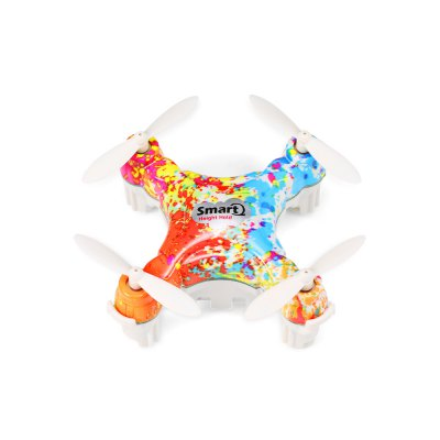 Cheerson CX - 10D Remote Control QuadcopterRC Quadcopters<br>Cheerson CX - 10D Remote Control Quadcopter<br><br>Age: Above 14 years old<br>Battery: 3.7V 150mAh<br>Brand: Cheerson<br>Built-in Gyro: 6 Axis Gyro<br>Channel: 4-Channels<br>Detailed Control Distance: 20-30m<br>Diagonal Length: About 5.8cm<br>Flying Time: 5~6mins<br>Functions: 3D rollover, With light, Turn left/right, Sideward flight, Height Holding, Forward/backward, Up/down<br>Kit Types: RTF<br>Level: Beginner Level<br>Material: Plastic, Electronic Components<br>Mode: Mode 2 (Left Hand Throttle)<br>Model Power: Built-in rechargeable battery<br>Motor Type: Brushed Motor<br>Package Contents: 1 x Quadcopter, 1 x Transmitter, 1 x USB Cable, 1 x English Manual<br>Package size (L x W x H): 15.50 x 7.50 x 7.50 cm / 6.1 x 2.95 x 2.95 inches<br>Package weight: 0.2000 kg<br>Product size (L x W x H): 6.50 x 6.50 x 2.50 cm / 2.56 x 2.56 x 0.98 inches<br>Product weight: 0.0140 kg<br>Radio Mode: Mode 2 (Left-hand Throttle)<br>Remote Control: 2.4GHz Wireless Remote Control<br>Transmitter Power: 2 x AAA battery(not included)<br>Type: Quadcopter