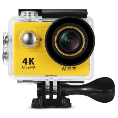 H9 Ultra HD 4K Action Camera with Screen