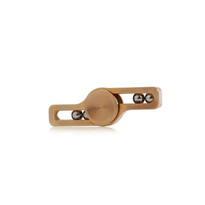 Copper Gyro Hand Spinner Fidget Toy for Adults