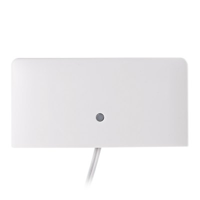 S - WS01 868MHz Wireless Water Sensor with LED IndicatorAlarm Systems<br>S - WS01 868MHz Wireless Water Sensor with LED Indicator<br><br>Color: White<br>Material: Plastic<br>Model: S - WS01<br>Package Contents: 1 x Wireless Water Sensor, 1 x Adhesive, 1 x English User Manual<br>Package size (L x W x H): 5.30 x 6.20 x 9.30 cm / 2.09 x 2.44 x 3.66 inches<br>Package weight: 0.0870 kg<br>Product weight: 0.0530 kg