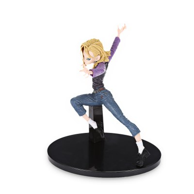 PVC Collectible Anime Figurine Model - 6.3 inchMovies &amp; TV Action Figures<br>PVC Collectible Anime Figurine Model - 6.3 inch<br><br>Completeness: Finished Goods<br>Gender: Unisex<br>Materials: PVC<br>Package Contents: 1 x Action Figure<br>Package size: 13.00 x 10.00 x 21.00 cm / 5.12 x 3.94 x 8.27 inches<br>Package weight: 0.1840 kg<br>Product size: 8.00 x 11.00 x 16.00 cm / 3.15 x 4.33 x 6.3 inches<br>Product weight: 0.1340 kg<br>Stem From: Japan<br>Theme: Movie and TV
