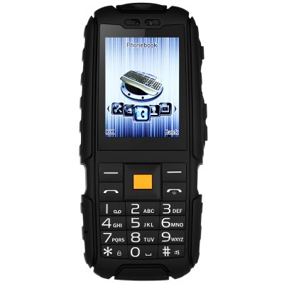 DTNO.I A9 Quad Band Unlocked PhoneFeatured Phones<br>DTNO.I A9 Quad Band Unlocked Phone<br><br>Additional Features: MP4, People, Sound Recorder, MP3, Calendar, Calculator, Bluetooth, Alarm<br>Back-camera: 0.3MP<br>Battery: 1 x 4800mAh Battery<br>Bluetooth: Yes<br>Brand: DTNO.I<br>Camera type: Single camera<br>Cell Phone: 1<br>English Manual : 1<br>External Memory: TF card up to 16GB (not included)<br>Frequency: GSM 850/900/1800/1900MHz<br>Languages: English, French, Spanish, Portuguese, Italian, German, Turkish, Russian<br>Micro USB Slot: Yes<br>Music format: WAV, MP3, AAC<br>Network type: GSM<br>Package size: 16.80 x 10.00 x 6.70 cm / 6.61 x 3.94 x 2.64 inches<br>Package weight: 0.3830 kg<br>Picture format: BMP, GIF, JPEG, PNG<br>Product size: 13.69 x 5.76 x 2.30 cm / 5.39 x 2.27 x 0.91 inches<br>Product weight: 0.1280 kg<br>RAM: 32MB<br>ROM: 32MB<br>Screen resolution: 240x320<br>Screen size: 2.4 inch<br>Screwdriver: 1<br>SIM Card Slot: Dual SIM, Dual Standby<br>Speaker: Supported<br>TF card slot: Yes<br>Type: Bar Phone<br>USB Cable: 1<br>Video format: MP4, 3GP