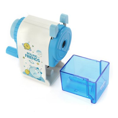 Deli 0641 Pencil Sharpener Stationery School SupplySchool Supplies<br>Deli 0641 Pencil Sharpener Stationery School Supply<br><br>Brand: Deli<br>Package Contents: 1 x Deli 0641 Pencil Sharpener<br>Package size (L x W x H): 9.00 x 4.50 x 9.00 cm / 3.54 x 1.77 x 3.54 inches<br>Package weight: 0.1700 kg<br>Pen Lead Diameter: Others<br>Pen Type: Pencil<br>Product weight: 0.1480 kg