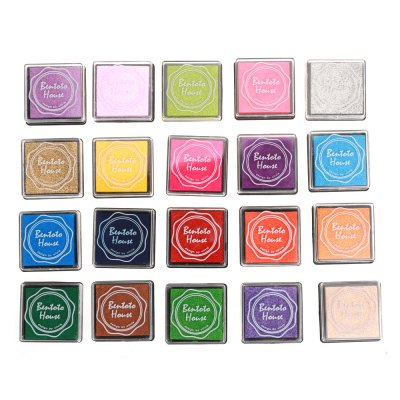 20 in 1 Solid Watercolor Paints