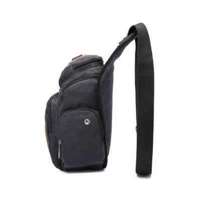 KAUKKO F385 Sling BagSling Bag<br>KAUKKO F385 Sling Bag<br><br>Bag Capacity: 5.06L<br>Brand: KAUKKO<br>Capacity: 1 - 10L<br>For: Casual, Travel<br>Material: Canvas<br>Package Contents: 1 x KAUKKO F385 Sling Bag<br>Package size (L x W x H): 24.00 x 6.00 x 18.00 cm / 9.45 x 2.36 x 7.09 inches<br>Package weight: 0.6740 kg<br>Product size (L x W x H): 22.00 x 10.00 x 23.00 cm / 8.66 x 3.94 x 9.06 inches<br>Product weight: 0.6000 kg<br>Type: Sling Bag