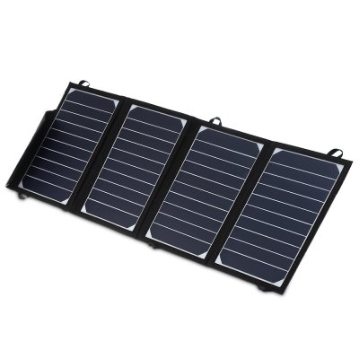 ELEGEEK ELE - H22E Solar PanelOther Camping Gadgets<br>ELEGEEK ELE - H22E Solar Panel<br><br>Best Use: Camping,Climbing,Traveling<br>Brand: ELEGEEK<br>Color: Black<br>Package Contents: 1 x ELEGEEK ELE - H22E Solar Panel, 1 x English User Manual<br>Package Dimension: 27.50 x 19.00 x 4.00 cm / 10.83 x 7.48 x 1.57 inches<br>Package weight: 0.6760 kg<br>Product Dimension: 68.00 x 24.00 x 2.50 cm / 26.77 x 9.45 x 0.98 inches<br>Product weight: 0.5470 kg