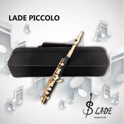 LADE C Major Piccolo High Quality Instrument Gift for Music Lover