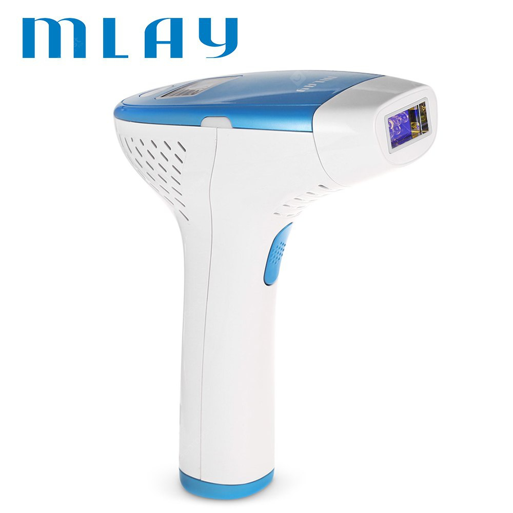 Gearbest MLAY M3 IPL Hair Removal System for Home