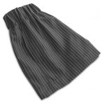 Loose Pinstripe Shorts for Women deal