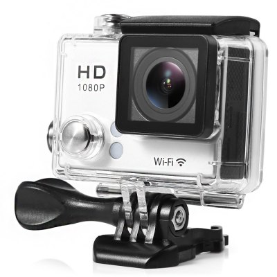 G2 Full HD 1080P 30fps WiFi Action Camera