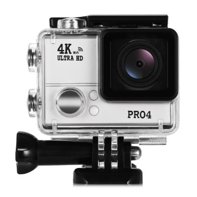 PRO4 WiFi Action 4K Camera