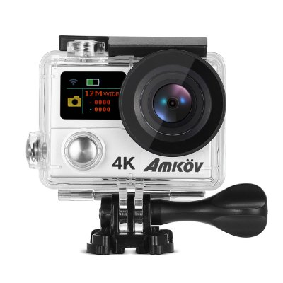 Amkov AMK - H3 4K WiFi Action Camera