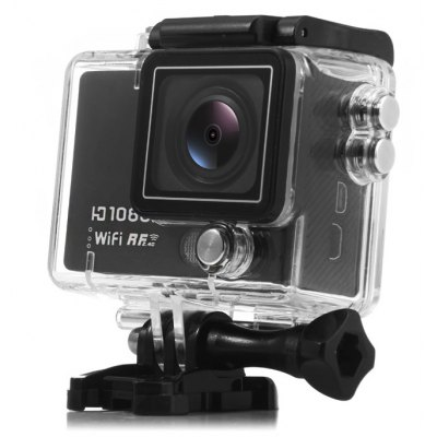 AT300 WiFi Full HD 1080P Action Camera