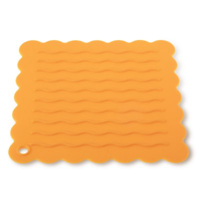 Wave Silicone Heat Resistant Cup Bowl Pad