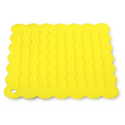 Wave Silicone Heat Resistant Cup Bowl Pad Coaster