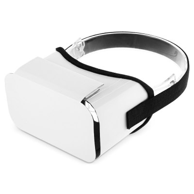 iBlue DIY Cardboard 3D Glasses with Headband for  4.7 - 5.5 inches Smartphones