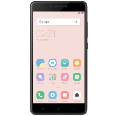 Xiaomi Redmi Note 4X 4G PhabletCell phones<br>Xiaomi Redmi Note 4X 4G Phablet<br><br>Brand: Xiaomi<br>Type: 4G Phablet<br>OS: Android 6.0<br>Service Provide: Unlocked<br>Language: Indonesian, Malay, German, English, Spanish, French, Italian, Lithuanian, Hungarian, Polish, Portuguese, Romanian, Slovak, Vietnamese, Turkish, Czech,  Serbian, Croatian, Macedonian, Russian, Ukrainia<br>SIM Card Slot: Dual SIM,Dual Standby<br>SIM Card Type: Micro SIM Card,Nano SIM Card<br>CPU: Qualcomm Snapdragon 625 (MSM8953)<br>Cores: 2.0GHz,Octa Core<br>GPU: Adreno 506<br>External Memory: TF card up to 128GB (not included)<br>Optional Version: 4GB RAM + 64GB ROM / 3GB RAM + 32GB ROM<br>Wireless Connectivity: 3G,4G,Bluetooth,GPS,GSM,LTE,WiFi<br>WIFI: 802.11a/b/g/n wireless internet<br>Network type: GSM+CDMA+WCDMA+TD-SCDMA+FDD-LTE+TD-LTE<br>2G: GSM B2/B3/B5/B8<br>CDMA: CDMA 2000/1X BC0<br>3G: WCDMA B1/B2/B5/B8<br>TD-SCDMA: TD-SCDMA B34/B39<br>4G: FDD-LTE B1/B3/B5/B7/B8<br>TDD/TD-LTE: TD-LTE B38/B39/B40/B41(2555-2655MHz)<br>Screen type: Capacitive<br>Screen size: 5.5 inch<br>Screen resolution: 1920 x 1080 (FHD)<br>Camera type: Dual cameras (one front one back)<br>Back camera: 13.0MP,with flash light and AF<br>Front camera: 5.0MP<br>Video recording: Yes<br>Touch Focus: Yes<br>Flashlight: Yes<br>Picture format: BMP,GIF,JPEG,PNG<br>Music format: AAC,AMR,FLAC,MP3,WAV<br>Video format: 3GP,H.264,H.265,MP4,MPEG4<br>E-book format: TXT<br>I/O Interface: 1 x Micro SIM Card Slot,1 x Nano SIM Card Slot,3.5mm Audio Out Port,Micophone,Micro USB Slot,Speaker<br>Bluetooth Version: Bluetooth V4.2<br>Sensor: Accelerometer,Ambient Light Sensor,Gravity Sensor,Gyroscope,Infrared,Proximity Sensor<br>Additional Features: 3G,4G,Alarm,Bluetooth,Browser,Calculator,Calendar,Fingerprint recognition,Fingerprint Unlocking,GPS,MP3,MP4,People,Sound Recorder,Wi-Fi<br>Battery Capacity (mAh): 4100mAh Built-in<br>Cell Phone: 1<br>Power Adapter: 1<br>USB Cable: 1<br>SIM Needle: 1<br>Product size: 15.10 x 7.60 x 0.85 cm / 5.94 x 2.99 x 0.33 inches<br>Package size: 17.00 x 18.00 x 5.00 cm / 6.69 x 7.09 x 1.97 inches<br>Product weight: 0.1710 kg<br>Package weight: 0.3580 kg