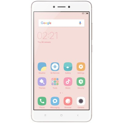 Xiaomi Redmi Note 4X 4G PhabletCell phones<br>Xiaomi Redmi Note 4X 4G Phablet<br><br>Brand: Xiaomi<br>Type: 4G Phablet<br>OS: Android 6.0<br>Service Provide: Unlocked<br>Language: Indonesian, Malay, German, English, Spanish, French, Italian, Lithuanian, Hungarian, Polish, Portuguese, Romanian, Slovak, Vietnamese, Turkish, Czech,  Serbian, Croatian, Macedonian, Russian, Ukrainia<br>SIM Card Slot: Dual SIM,Dual Standby<br>SIM Card Type: Micro SIM Card,Nano SIM Card<br>CPU: Qualcomm Snapdragon 625 (MSM8953)<br>Cores: 2.0GHz,Octa Core<br>GPU: Adreno 506<br>External Memory: TF card up to 128GB (not included)<br>Optional Version: 4GB RAM + 64GB ROM / 3GB RAM + 32GB ROM<br>Wireless Connectivity: 3G,4G,Bluetooth,GPS,GSM,LTE,WiFi<br>WIFI: 802.11a/b/g/n wireless internet<br>Network type: GSM+WCDMA+FDD-LTE+TD-LTE<br>2G: GSM B2/B3/B5/B8<br>3G: WCDMA B1/B2/B5/B8<br>4G: FDD-LTE B1/3/4/5/7/8/20<br>TDD/TD-LTE: TD-LTE B38/B40<br>Screen type: Capacitive<br>Screen size: 5.5 inch<br>Screen resolution: 1920 x 1080 (FHD)<br>Camera type: Dual cameras (one front one back)<br>Back camera: 13.0MP,with flash light and AF<br>Front camera: 5.0MP<br>Video recording: Yes<br>Touch Focus: Yes<br>Flashlight: Yes<br>Picture format: BMP,GIF,JPEG,PNG<br>Music format: AAC,AMR,FLAC,MP3,WAV<br>Video format: 3GP,H.264,H.265,MP4,MPEG4<br>E-book format: TXT<br>I/O Interface: 1 x Micro SIM Card Slot,1 x Nano SIM Card Slot,3.5mm Audio Out Port,Micophone,Micro USB Slot,Speaker<br>Bluetooth Version: Bluetooth V4.2<br>Sensor: Accelerometer,Ambient Light Sensor,Gravity Sensor,Gyroscope,Infrared,Proximity Sensor<br>Additional Features: 3G,4G,Alarm,Bluetooth,Browser,Calculator,Calendar,Fingerprint recognition,Fingerprint Unlocking,GPS,MP3,MP4,People,Sound Recorder,Wi-Fi<br>Battery Capacity (mAh): 4100mAh Built-in<br>Cell Phone: 1<br>Power Adapter: 1<br>USB Cable: 1<br>SIM Needle: 1<br>Product size: 15.10 x 7.60 x 0.85 cm / 5.94 x 2.99 x 0.33 inches<br>Package size: 17.00 x 18.00 x 5.00 cm / 6.69 x 7.09 x 1.97 inches