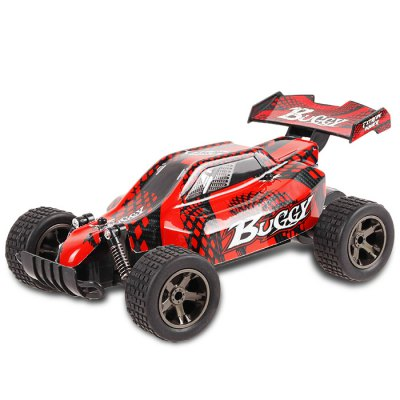 Jule UJ99 - 2810B 2.4GHz 1:18 Brushed RC Car - RTRRC Cars<br>Jule UJ99 - 2810B 2.4GHz 1:18 Brushed RC Car - RTR<br><br>Age: Above 6 years old<br>Brand: Jule<br>Charging Time: 240 minutes<br>Detailed Control Distance: About 50m<br>Drive Type: 2 WD<br>Features: Radio Control<br>Material: Rubber, PVC, Plastic, Electronic Components<br>Motor Type: Brushed Motor<br>Package Contents: 1 x RC Car, 1 x Transmitter, 1 x USB Charging Cable<br>Package size (L x W x H): 31.50 x 19.50 x 14.50 cm / 12.4 x 7.68 x 5.71 inches<br>Package weight: 0.7400 kg<br>Product size (L x W x H): 22.00 x 15.00 x 10.00 cm / 8.66 x 5.91 x 3.94 inches<br>Product weight: 0.4300 kg<br>Proportion: 1:18<br>Racing Time: About 30mins<br>Remote Control: 2.4GHz Wireless Remote Control<br>Transmitter Power: 2 x 1.5V AA battery (not included)<br>Type: Off-Road Car