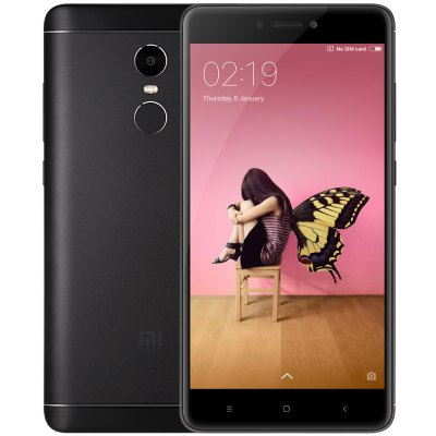 Xiaomi Redmi Note 4X 3/16GB Black