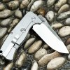 GANZO G722 Small Line Locking Foldable Knife Stainless Steel Blade photo