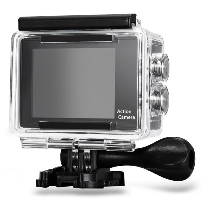 A9 HD 1080P MJPEG 2 inch LCD IP68 30m Waterproof Sports Action Camera DVR