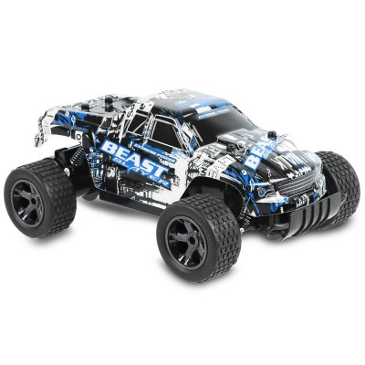 Jule UJ99 - 2811B 2.4GHz 1:18 Brushed RC Car - RTRRC Cars<br>Jule UJ99 - 2811B 2.4GHz 1:18 Brushed RC Car - RTR<br><br>Age: Above 6 years old<br>Brand: Jule<br>Car Power: Built-in rechargeable battery<br>Charging Time: 240 minutes<br>Detailed Control Distance: About 50m<br>Drive Type: 2 WD<br>Features: Radio Control<br>Material: Plastic, PVC, Rubber, Electronic Components<br>Motor Type: Brushed Motor<br>Package Contents: 1 x RC Car ( Battery Included ), 1 x Transmitter, 1 x USB Charging Cable<br>Package size (L x W x H): 31.50 x 19.50 x 14.50 cm / 12.4 x 7.68 x 5.71 inches<br>Package weight: 0.7400 kg<br>Product size (L x W x H): 22.00 x 15.00 x 10.00 cm / 8.66 x 5.91 x 3.94 inches<br>Product weight: 0.4300 kg<br>Proportion: 1:18<br>Racing Time: About 30mins<br>Remote Control: 2.4GHz Wireless Remote Control<br>Transmitter Power: 2 x 1.5V AA battery (not included)<br>Type: Other
