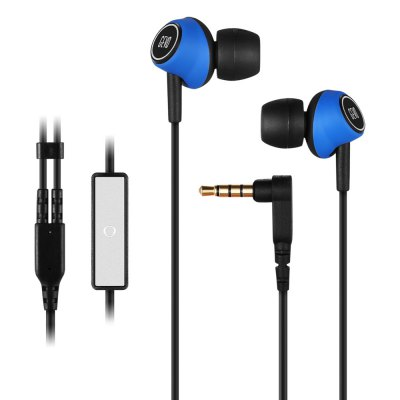 GEVO GV6 Music In-ear Earphones