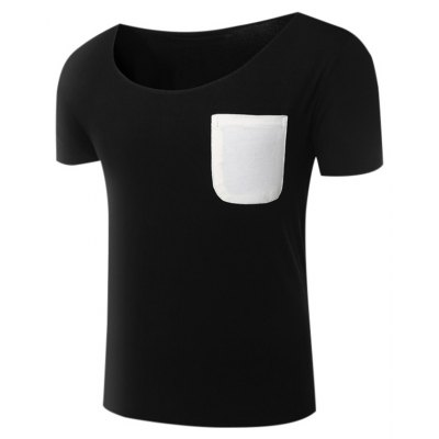 Slim Fit Short Sleeves T-shirt