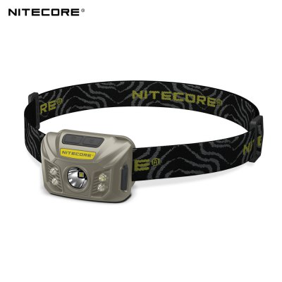 NITECORE NU30 400Lm Cree XPG2 Rechargeable LED Headlamp High CRI Multiple Outputs