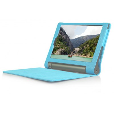PU Protective Case for YOGA TAB 3 PRO-X90F / YOGA TAB 3 PRO-X90L