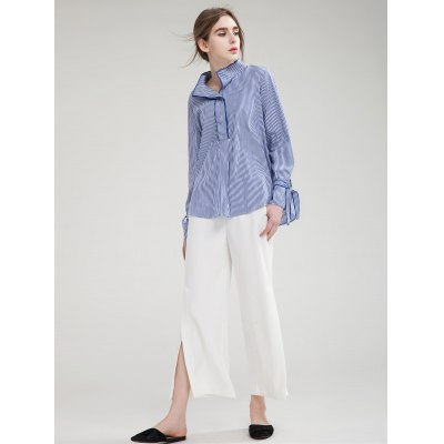 Loose Long Sleeve Blouse for Women