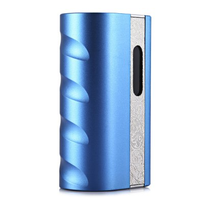 Smokjoy Air 77W TC Box ModTemperature Control Mods<br>Smokjoy Air 77W TC Box Mod<br><br>510 Connector Type: Spring Loaded<br>Accessories type: MOD<br>APV Mod Wattage: 77W<br>APV Mod Wattage Range: 51-100W<br>Battery Cover Type: Screwed<br>Battery Form Factor: 18650, 26650<br>Battery Quantity: 1pc<br>Brand: SMOKJOY<br>Material: Zinc Alloy, Stainless Steel, Aluminum Alloy<br>Mod: Temperature Control Mod,VV/VW Mod<br>Model: Air 77W<br>Package Contents: 1 x Smokjoy Air 77W TC Box Mod, 1 x USB Cable ( 30cm ), 1 x English / Chinese User Manual<br>Package size (L x W x H): 11.50 x 9.50 x 5.50 cm / 4.53 x 3.74 x 2.17 inches<br>Package weight: 0.2740 kg<br>Product size (L x W x H): 8.50 x 3.30 x 4.40 cm / 3.35 x 1.3 x 1.73 inches<br>Product weight: 0.1570 kg<br>Temperature Control Range: 100 - 315 Deg.C / 200 - 600 Deg.F