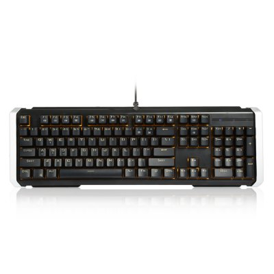 JamesDonkey 612 Mechanical Keyboard 104 Keys for GamingKeyboards<br>JamesDonkey 612 Mechanical Keyboard 104 Keys for Gaming<br><br>Anti-ghosting Number: 104<br>Brand: JamesDonkey<br>Cable Length (m): 1.8 m<br>Connection: USB2.0<br>Features: Gaming<br>Interface: Wired<br>Keyboard Lifespan ( times): 50 million<br>Keyboard Switch Brand: Kailh<br>Keyboard Type: Mechanical Keyboard<br>Material: ABS<br>Model: 612<br>Operating voltage: 5V<br>Operation Current: 150mA<br>Package Contents: 1 x JamesDonkey 612 Mechanical Keyboard, 1 x Clip, 4 x Keyboard Holder<br>Package size (L x W x H): 52.00 x 20.00 x 5.00 cm / 20.47 x 7.87 x 1.97 inches<br>Package weight: 1.5440 kg<br>Power Supply: USB Port<br>Product size (L x W x H): 46.00 x 15.00 x 4.00 cm / 18.11 x 5.91 x 1.57 inches<br>Product weight: 1.1950 kg<br>Response Speed: 1ms<br>Type: Keyboard