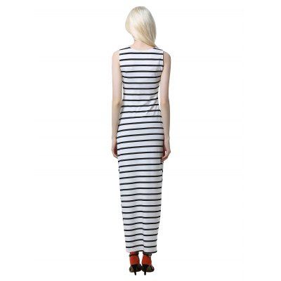 Anomalous Striped Long Dress for WomenMaxi Dresses<br>Anomalous Striped Long Dress for Women<br><br>Material: Polyester<br>Package Contents: 1 x Dress<br>Package size: 35.00 x 4.00 x 18.00 cm / 13.78 x 1.57 x 7.09 inches<br>Package weight: 0.2600 kg<br>Product weight: 0.2000 kg<br>Size: L,M,S,XL