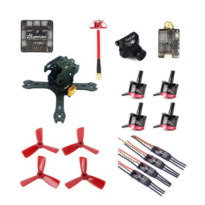GB - 130 Carbon Fiber DIY Frame Kit RC Racing Drone