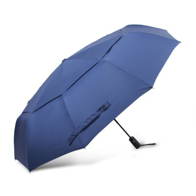 rainscape 4403S Windproof Folding UmbrellaUmbrella &amp; Raincoats<br>rainscape 4403S Windproof Folding Umbrella<br><br>Brand: RAINSCAPE<br>Contents: 1 x Umbrella<br>Material: Polyester<br>Package Dimension: 36.00 x 11.00 x 10.00 cm / 14.17 x 4.33 x 3.94 inches<br>Package Weights: 0.693kg<br>Product Dimension: 36.00 x 7.00 x 7.00 cm / 14.17 x 2.76 x 2.76 inches<br>Type: Automatic