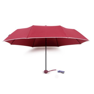 rainscape 8003 Windproof Folding UmbrellaUmbrella &amp; Raincoats<br>rainscape 8003 Windproof Folding Umbrella<br><br>Brand: RAINSCAPE<br>Contents: 1 x Umbrella<br>Material: Polyester<br>Package Dimension: 25.50 x 10.00 x 9.00 cm / 10.04 x 3.94 x 3.54 inches<br>Package Weights: 0.436kg<br>Product Dimension: 25.00 x 5.00 x 5.00 cm / 9.84 x 1.97 x 1.97 inches<br>Type: manual
