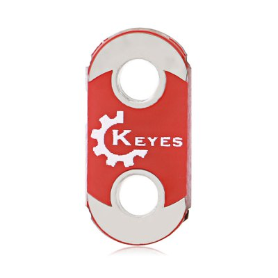 KEYES Momentary Push Button Switch Module DIY for LilyPadOther Accessories<br>KEYES Momentary Push Button Switch Module DIY for LilyPad<br><br>Brand: KEYES<br>Package Contents: 1 x KEYES Momentary Push Button Switch Module for LilyPad<br>Package Size(L x W x H): 5.00 x 5.00 x 1.20 cm / 1.97 x 1.97 x 0.47 inches<br>Package weight: 0.0150 kg<br>Product Size(L x W x H): 1.55 x 0.77 x 0.30 cm / 0.61 x 0.3 x 0.12 inches<br>Product weight: 0.0010 kg