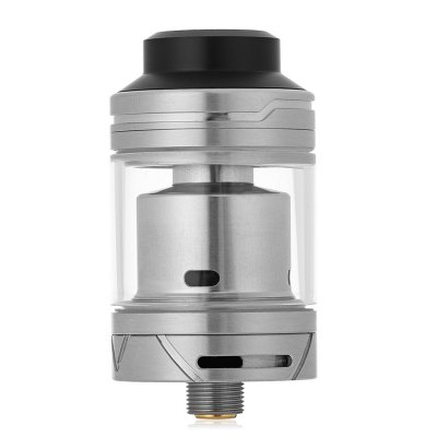 Original Cool Vapor LAVA RTA AtomizerRebuildable Atomizers<br>Original Cool Vapor LAVA RTA Atomizer<br><br>Material: Glass, Stainless Steel<br>Overall Diameter: 24mm<br>Package Contents: 1 x Cool Vapor LAVA RTA Atomizer, 1 x Glass Tank, 5 x Insulated Ring, 3 x O-ring, 4 x Screw, 1 x Allen Key<br>Package size (L x W x H): 5.80 x 7.00 x 6.00 cm / 2.28 x 2.76 x 2.36 inches<br>Package weight: 0.1030 kg<br>Product size (L x W x H): 2.40 x 2.40 x 4.40 cm / 0.94 x 0.94 x 1.73 inches<br>Product weight: 0.0550 kg<br>Rebuildable Atomizer: RBA,RTA<br>Tank Capacity: 3.0ml<br>Thread: 510<br>Type: Rebuildable Tanks, Rebuildable Atomizer