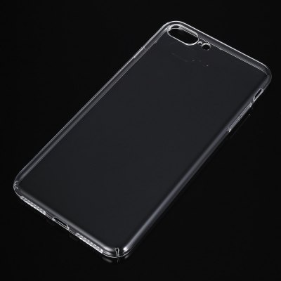 Luanke PC Hard Protective Phone Back Case for iPhone 7 PlusiPhone Cases/Covers<br>Luanke PC Hard Protective Phone Back Case for iPhone 7 Plus<br><br>Brand: Luanke<br>Compatible for Apple: iPhone 7 Plus<br>Features: Anti-knock, Back Cover<br>Material: PC<br>Package Contents: 1 x Case<br>Package size (L x W x H): 21.00 x 13.00 x 1.80 cm / 8.27 x 5.12 x 0.71 inches<br>Package weight: 0.0430 kg<br>Product size (L x W x H): 16.00 x 8.00 x 0.80 cm / 6.3 x 3.15 x 0.31 inches<br>Product weight: 0.0190 kg<br>Style: Transparent