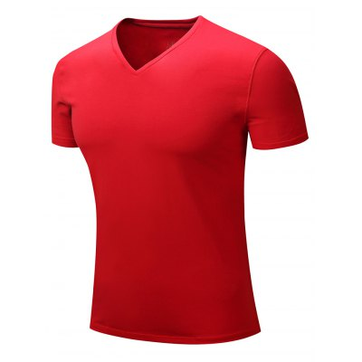 FREDDMARSHALL Men T ShirtsMens Short Sleeve Tees<br>FREDDMARSHALL Men T Shirts<br><br>Brand: FREDDMARSHALL<br>Color: Black,Blue,Gray,Red,White<br>Material: Cotton<br>Neckline: V-Neck<br>Package Content: 1 x FREDDMARSHALL T Shirt<br>Package size: 34.00 x 26.00 x 3.00 cm / 13.39 x 10.24 x 1.18 inches<br>Package weight: 0.2400 kg<br>Pattern Type: Solid<br>Product weight: 0.1800 kg<br>Season: Autumn, Summer, Spring, Winter<br>Size: L,M,XL,XXL<br>Sleeve Length: Short Sleeves<br>Style: Casual