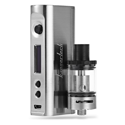 Original KangerTech Subox Mini - C Starter KitMod kits<br>Original KangerTech Subox Mini - C Starter Kit<br><br>APV Mod Wattage: 50W<br>APV Mod Wattage Range: 31-50W<br>Atomizer Capacity: 3.0ml<br>Atomizer Resistance: 0.5 ohm<br>Atomizer Type: Tank Atomizer, Clearomizer<br>Available Color: Black,Silver<br>Battery Form Factor: 18650<br>Battery Quantity: 1pc ( not included )<br>Brand: Kanger<br>Connection Threading of Atomizer: 510<br>Connection Threading of Battery: 510<br>Kits: Starter Kits<br>Material: Zinc Alloy, Glass<br>Mod Type: VV/VW Mod<br>Model: Subox Mini - C<br>Package Contents: 1 x Protank 5 Clearomizer ( Pre-installed 0.5 ohm ), 1 x Subox Mini - C Mod, 1 x English User Manual, 1 x USB Cable<br>Package size (L x W x H): 14.80 x 4.50 x 3.50 cm / 5.83 x 1.77 x 1.38 inches<br>Package weight: 0.2000 kg<br>Product size (L x W x H): 13.00 x 3.90 x 2.20 cm / 5.12 x 1.54 x 0.87 inches<br>Product weight: 0.1490 kg<br>Type: E-Cigarette Starter Kit