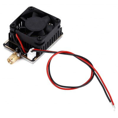Extra 5.8G 3W / 4.5W Audio Video Transmitter Signal Booster for Multirotor DIY Project