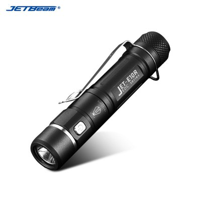 JETBeam E10R Flashlight