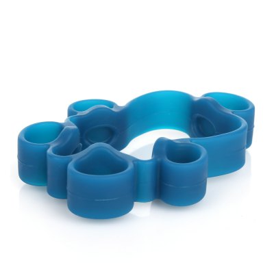 PIECE FUN Rubber Fingertip Toy for WorkerFidget Rollers<br>PIECE FUN Rubber Fingertip Toy for Worker<br><br>Brand: PIECE FUN<br>Features: Creative Toy<br>Materials: Rubber<br>Package Contents: 1 x Fingertip Toy<br>Package size: 10.00 x 5.00 x 2.70 cm / 3.94 x 1.97 x 1.06 inches<br>Package weight: 0.0230 kg<br>Product size: 7.50 x 3.50 x 1.70 cm / 2.95 x 1.38 x 0.67 inches<br>Product weight: 0.0080 kg<br>Series: Lifestyle<br>Theme: Other