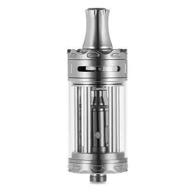 Original Rofvape Witcher Sub Ohm Clearomizer with 0.5 ohmClearomizers<br>Original Rofvape Witcher Sub Ohm Clearomizer with 0.5 ohm<br><br>Available Color: Silver<br>Brand: Rofvape<br>Material: Stainless Steel, Glass<br>Model: Witcher Sub Ohm<br>Package Contents: 1 x Rofvape Witcher Sub Ohm Clearomizer, 2 x Coil Head, 1 x English User Manual<br>Package size (L x W x H): 5.60 x 5.60 x 8.65 cm / 2.2 x 2.2 x 3.41 inches<br>Package weight: 0.180 kg<br>Product size (L x W x H): 2.35 x 2.35 x 6.75 cm / 0.93 x 0.93 x 2.66 inches<br>Product weight: 0.090 kg<br>Resistance : 0.5 ohm<br>Tank Capacity: 5.5ml<br>Thread: 510<br>Type: Tank Atomizer, Clearomizer