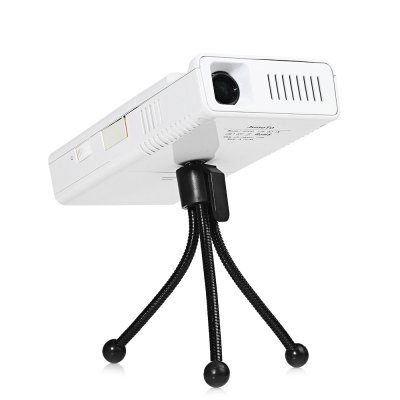LZ-H100 Android 4.1 DLP 90 Lumens Mini Pocket Digital LED Projector